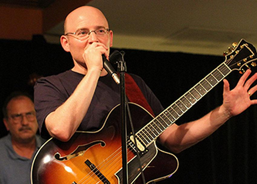 Bob Sneider Trio : May 30