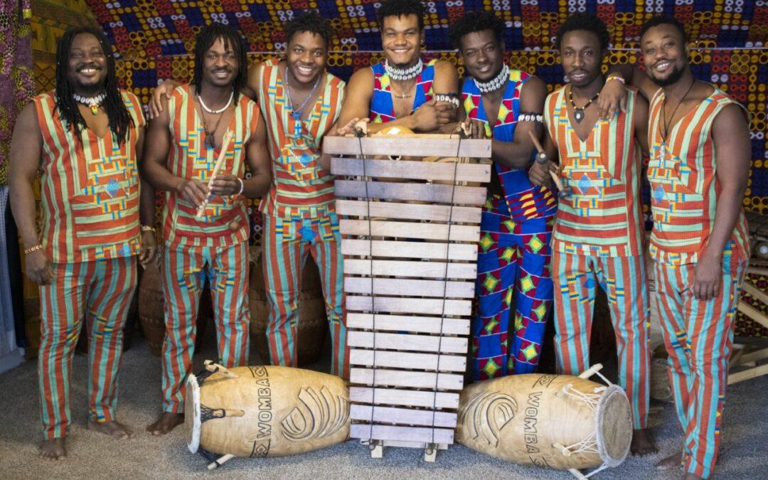 Womba Africa Drum & Dance : August 4