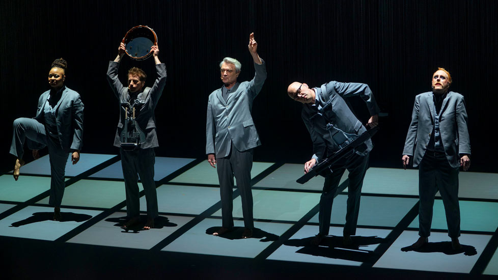David Byrne's American Utopia – September 15