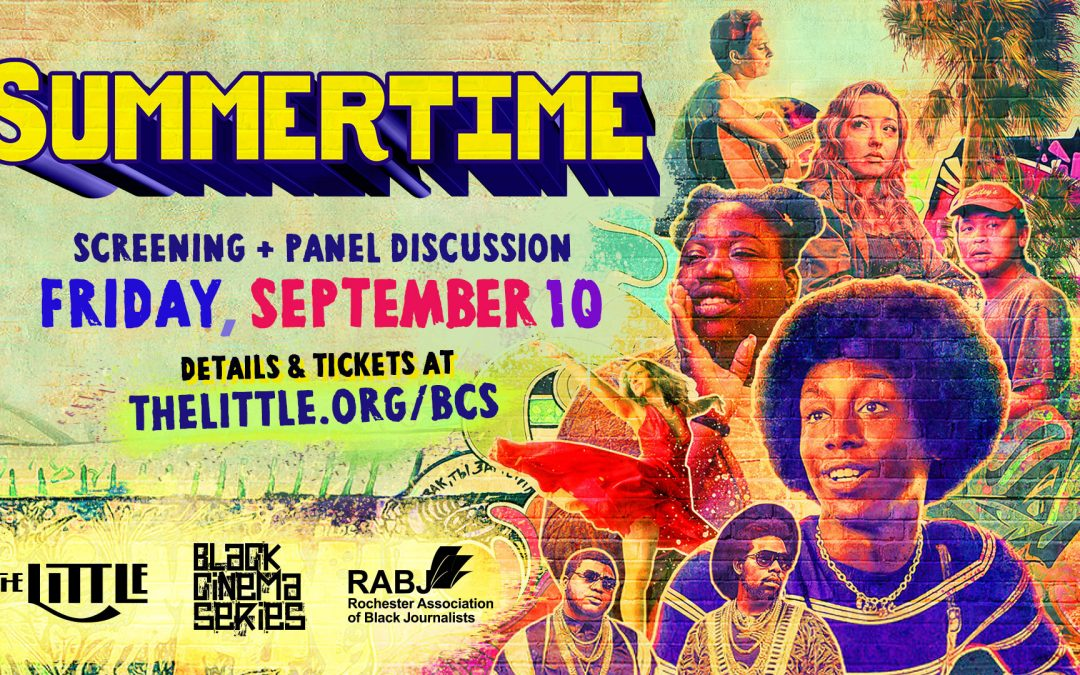 """""""Summertime"""" Screening & Discussion – September 10, 2021"""