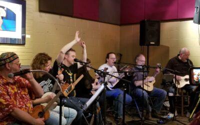 Rochester Ukulele Orchestra : Oct 30