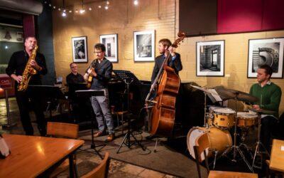 Ted Perry Quartet : Nov 27