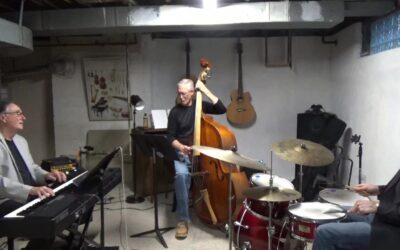 John Palocy Trio : Sept 16