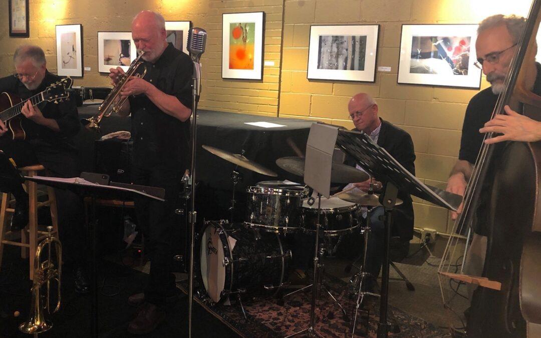 Mid-Century Modern Jazz Quartet : Oct 27