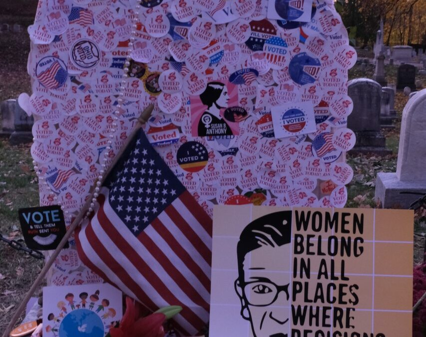 Women and the Vote – October 20, 2021