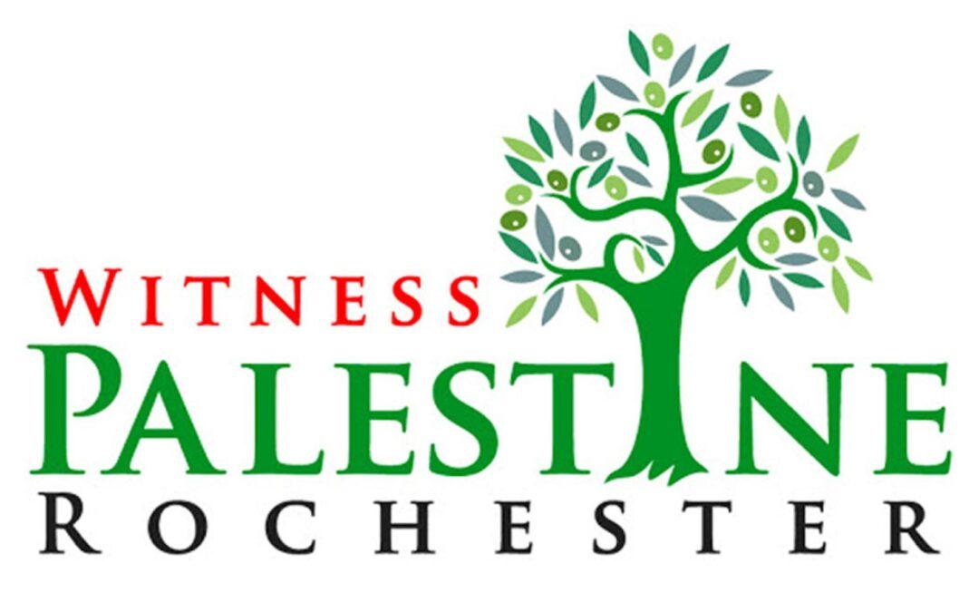 Witness Palestine Film Festival